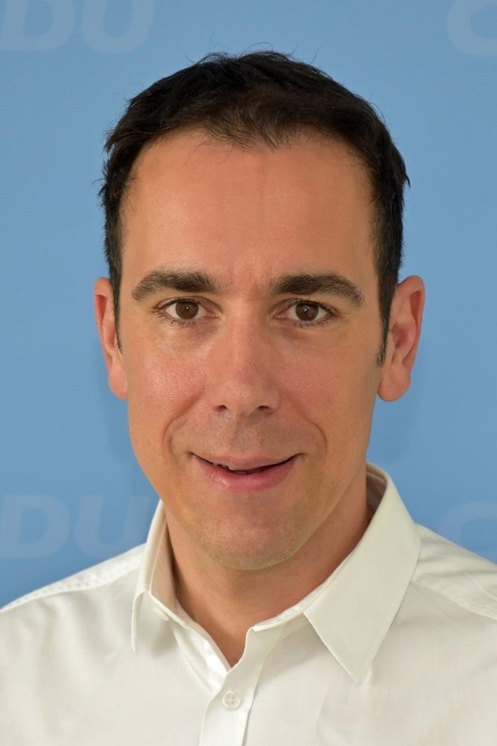 Jörg Brunßen, Fraktionsvorsitzender der CDU im Kreistag