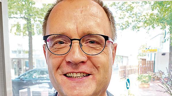 Sitzt für die CDU im Gemeinderat: Frank Martin, Bild: CDU